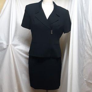 Kasper Women's Black Suit